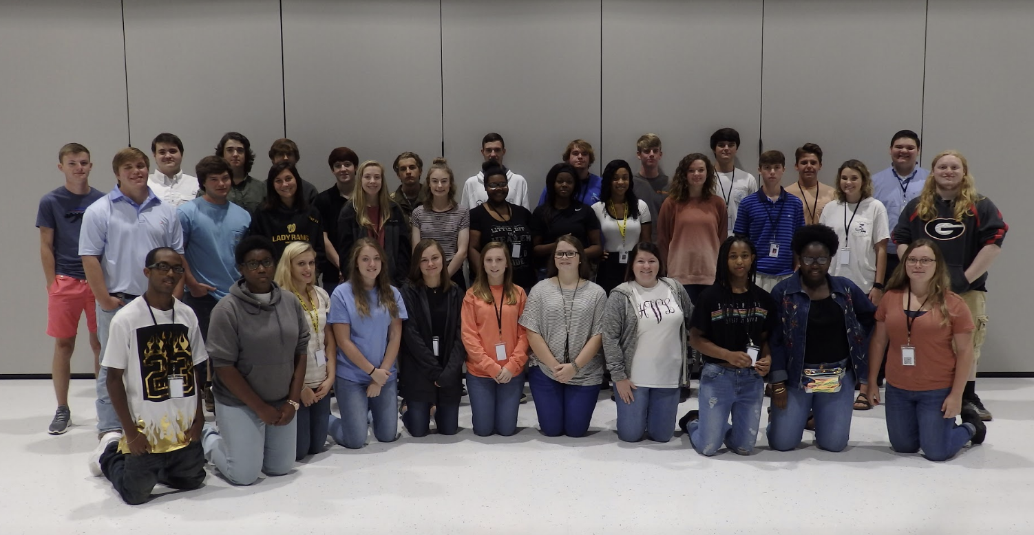 WCHS Work-Based Learning Students 2018-2019