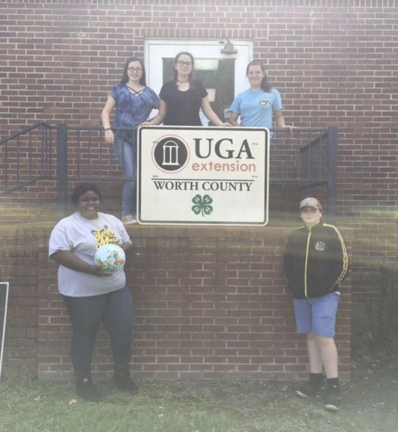 Worth County 4-H Teen Leaders FY19