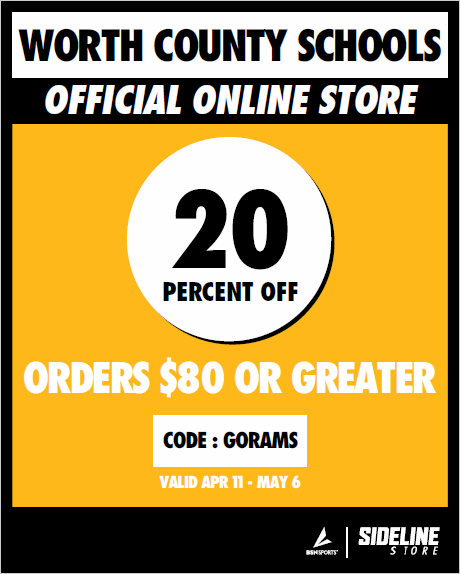 Grand Opening 20% off $80 or more use code GORAMS