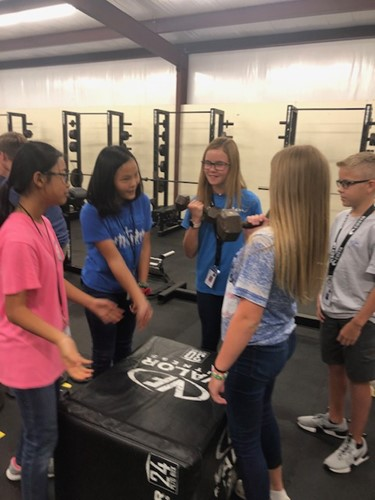 WCMS Students Complete STEM Space Project