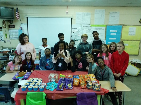 Mrs. Albritton's MobyMax Celebration
