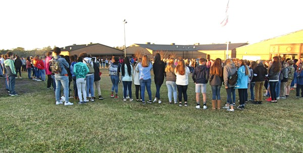 FCA - Prayer At The Pole - January 2019