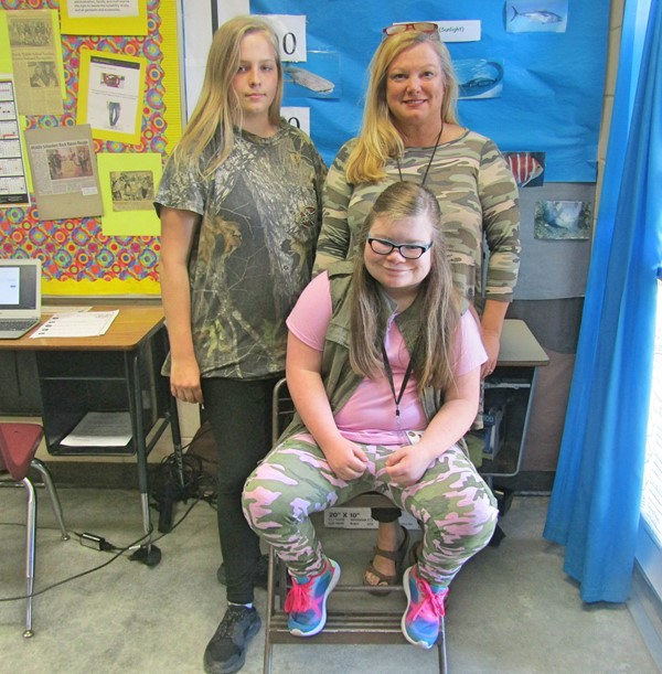 Camouflage Day - Autism Awareness