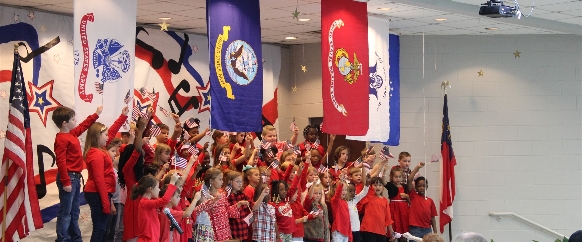 WCPS Veteran's Day Celebration 2019