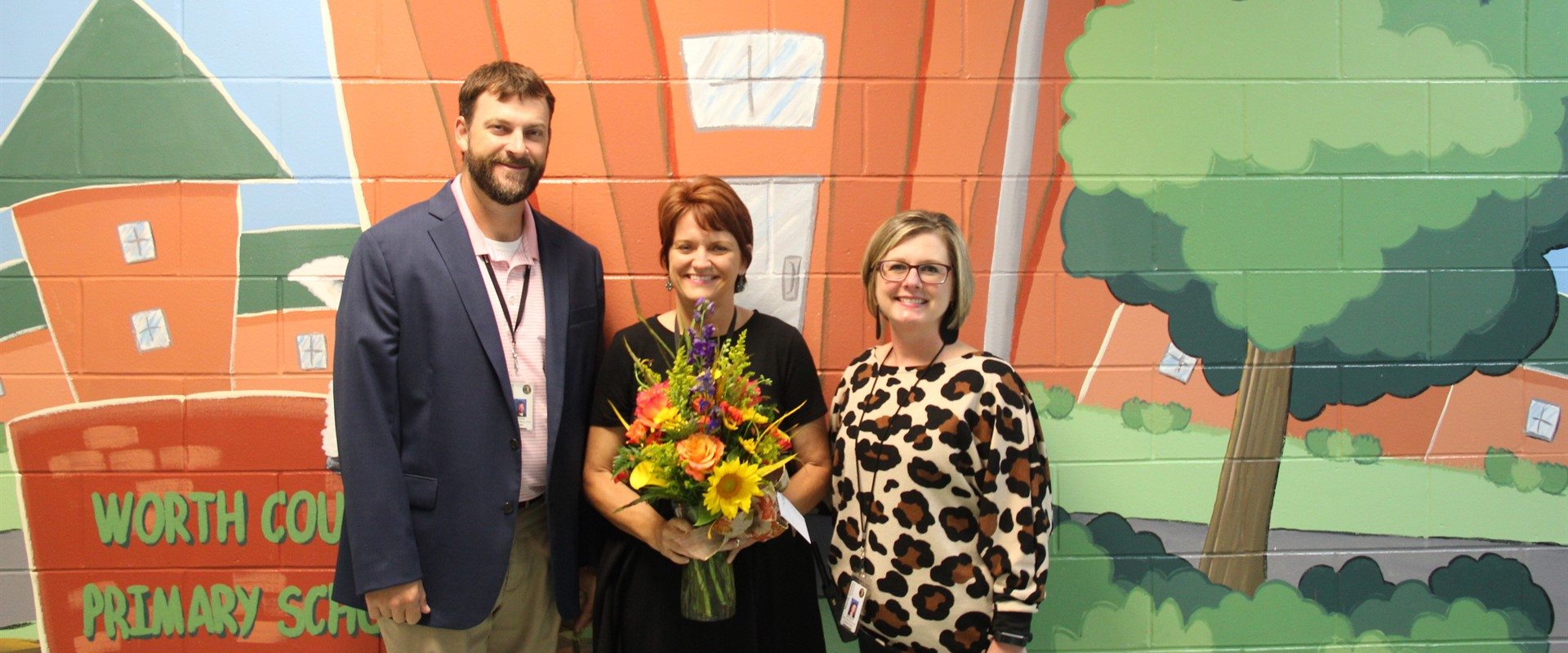 WCPS 2019-2020 Teacher of the Year