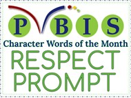 WCHS PBIS Character Words of the Month