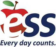 ESS Logo - Every day counts.