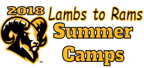 Lambs to Rams 2018 Summer Camp