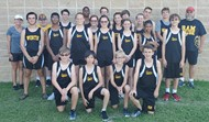 WCHS/WCMS Cross-Country Meet Results - Lee County Invitational - September 7, 2019