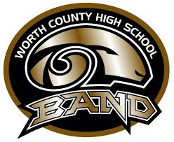 Worth county Ram Band Logo