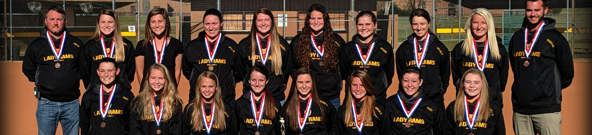 WCHS Varsity Lady Rams Softball