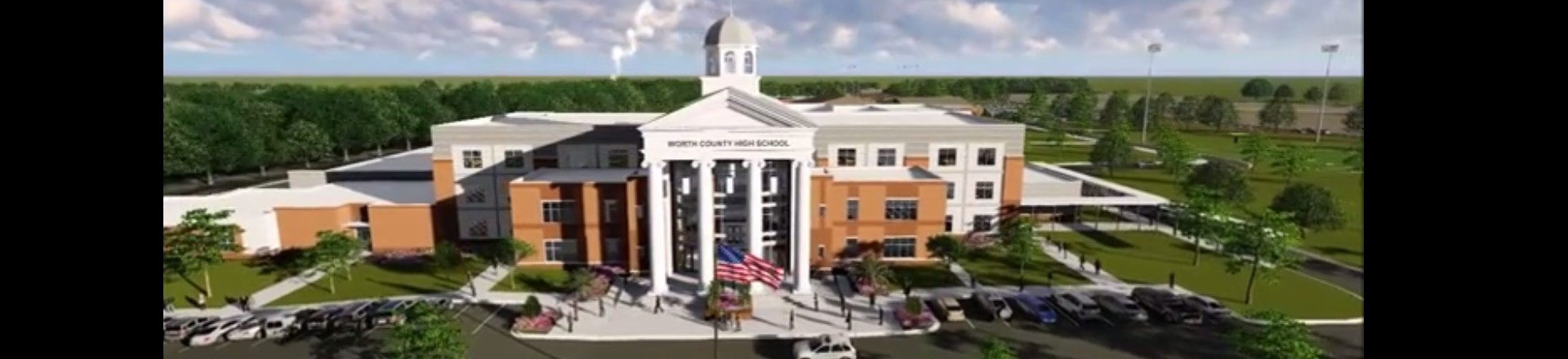 New Worth County High School to open August 2018