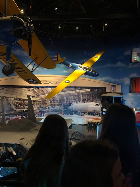 Museum of Aviation- Parten/Weaver - 6th grade